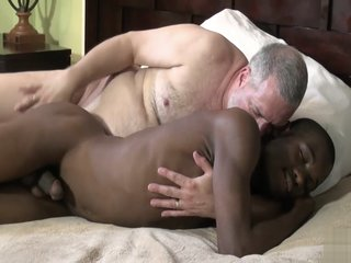 Luciano fucks black boy