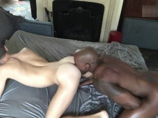 white twink takes bbc with creampie
