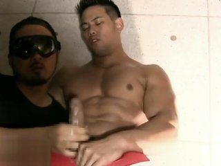 Horny porn clip homosexual Asian newest full version