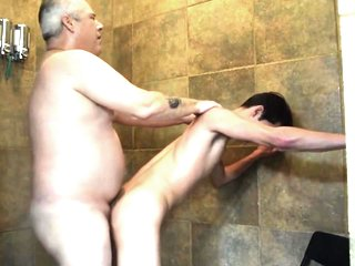 Young Wrestler Fucked By The Coach