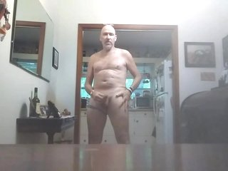 Danrun rips full frontal thick cum for you