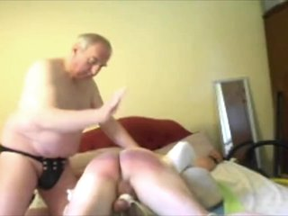 Spanked, fingered, sucked and wasnked by my Master