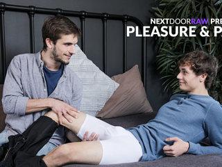 Donte Thick & Zachary Country in Pleasure & Pain - NextdoorWorld