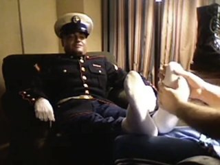 Crazy xxx video gay Feet check unique