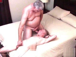 Older Man Rims And Fucks Bareback Straight Blond Teenager