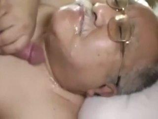 Chubby Japanese DaddyFuck1