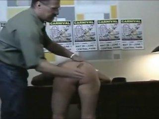 Carnival spanking time