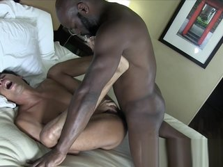 Rough black guy fuck brown boy