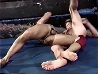 Jean-Paul Montez vs. Rob Stone wrestling