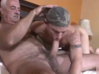 hot grandpa o4m