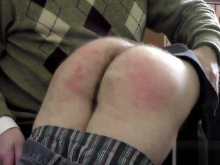 Professor Spanks His Twink Student