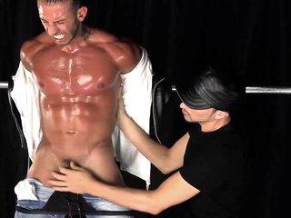 hot guy bondage torture