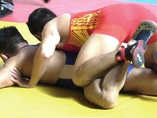 Freestyle Wrestling China &ndash 74kg