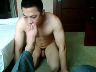 Handsome Chinese Slave