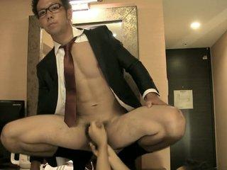 A Japanese executive
