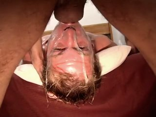 Horny amateur gay video with Blowjob, Interracial scenes