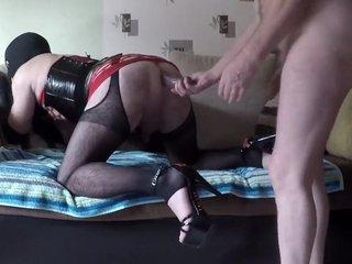 Maitresse alex aime aussi la bite