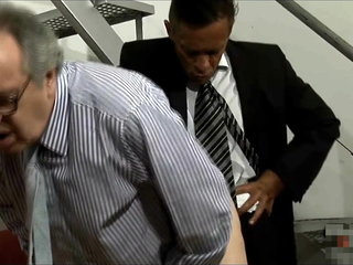 Mature Daddy. Daddy Fucks Grandpa Hard.