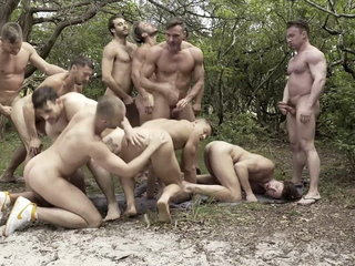 GREAT Outdoor Orgy