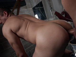 Ryan Bones & Rocky Vallarta in Woods Part 1 - BROMO