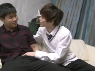 Horny adult video homosexual Japanese great , watch it