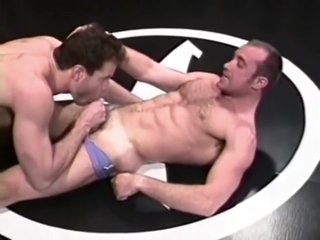 Sex Wrestling 03 (Match 1) - Brad Michaels VS. Dane Tarson