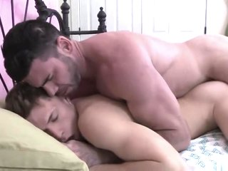 Billy Santoro and Troy Accola