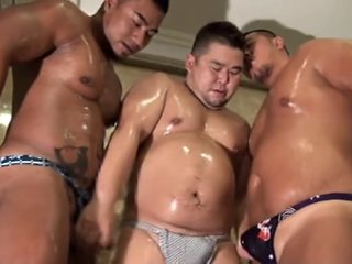 STG11-SUPER MODELS 2-Chub-Gay-Japan-HUnk