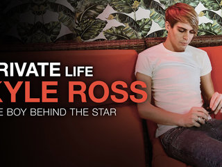 Kyle Ross in Private Life: Kyle Ross - HelixStudios