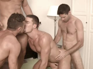 Dato Foland, Craig Daniel, Logan Moore, And Theo Ford