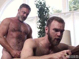 Kristofer Weston and Peter Marcus (BOB)