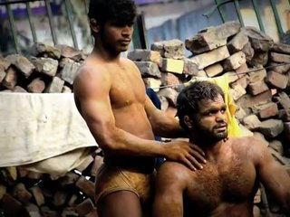Amazing indian wrestlers