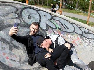 Dudes In Public 49 - Skatepark - RealityDudes