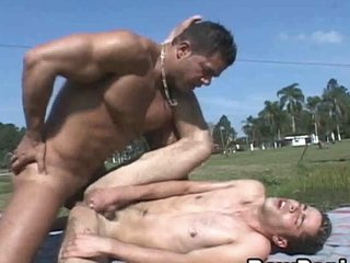 Two Gay Neighbour's Hardcore Anal Fuck