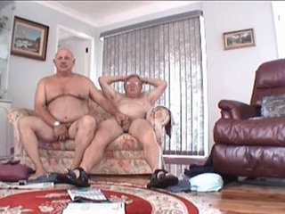 Mature Aussie Daddy bears group sex collection hairy grandpa