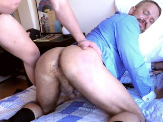 Ricky Blue and Dirk Caber