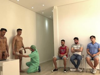 Group physical exam