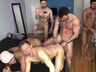 OFS - OnlyFans - Teddy Torres, Drew Dixon, Ethan Chase, Alex Monte William Seed