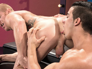 Johnny V & Jacob Taylor in The Thirst Is Real, Scene #03 - FalconStudios
