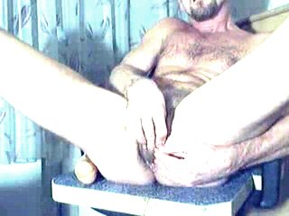 HARRI LEHTINEN SUCKING HIS OWN COCK AND FUCKING HIS HOT MANPUSSY TO CUM!