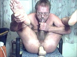 HARRI LEHTINEN SHOWS HIS BEST SELFSEX AND LOVES TO BE STUFFED WITH HIS COCKS!
