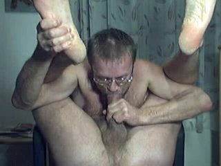 HIS MOUTH TO HIS HARD COCK LOVE WITH COCKHUNGRY HARRI LEHTINEN!
