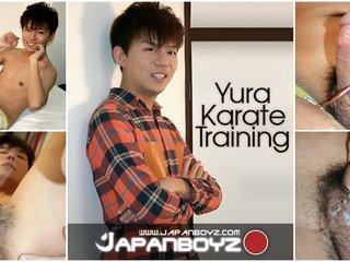Yura Karate Training - JapanBoyz
