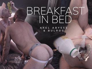 Breakfast In Bed - AxelAbysse
