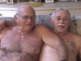 Men At Work 7 - older daddies and bears