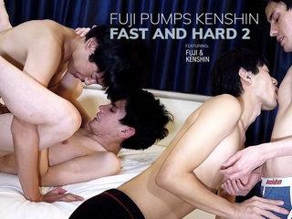 Fuji Pumps Kenshin Fast And Hard 2 - JapanBoyz