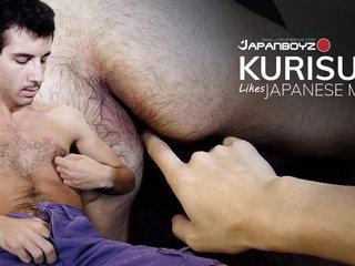 Kurisu Likes Japanese Males - JapanBoyz