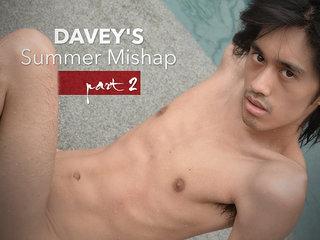 Davey's Summer Mishap 2 - JapanBoyz