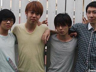 Boys Will Be Boys Part 3 - JapanBoyz