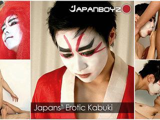 Erotic Kabuki - JapanBoyz